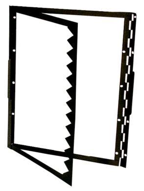 Filter frame for CHR and AHR 500(0115010)