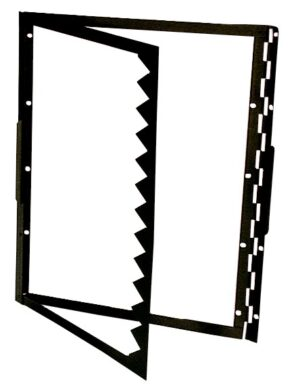 Filter frame for CHR and AHR 500  (0115010)