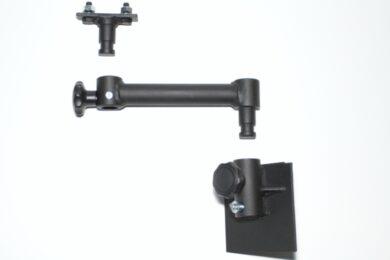 Guard railing arm configuration(0130088)