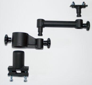 one arm guard railing configuration(0130089)