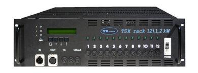 TSX rack 12x 1,2kW - 12x plug 230V/16A(1023097)