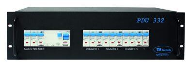 Power Supply Distribution PDU 332 - 3x400V/32A,1x230V/16A(1023PDU332)