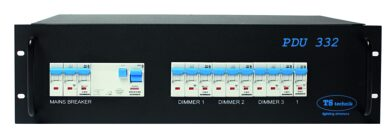 Power Supply Distribution PDU 332 - 3x400V/32A,1x230V/16A  (1023PDU332)