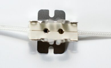Lamp Socket  GY 9,5  (14393)