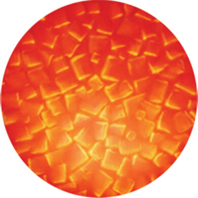 gobo 33301 - Mosaic-Red  (33301)