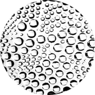 gobo 33625 - Foam Bubbles  (33625)