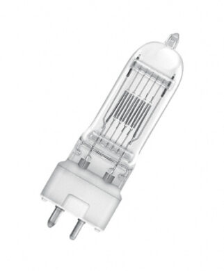 Halogen bulb 650W, CP/89, 230V GY9,5  (64717)