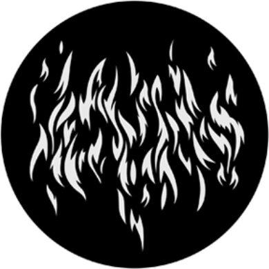 gobo 71024 - Flames 7(71024)