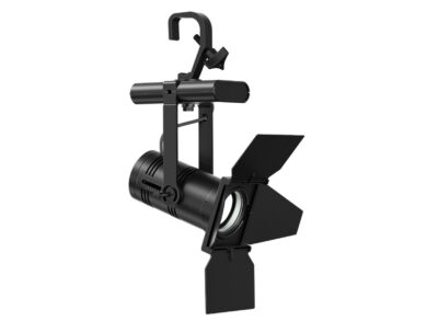 Irideon FPZ 25-50 Zoom, Portable, 3000K w. EU connector, black(7191A1230)