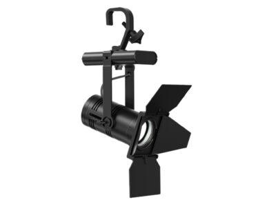 Irideon FPZ 25-50 Zoom, Portable, 5000K w. EU connector, black(7191A1250)