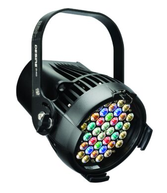 D40XT Studio HD Fixture, Black  (7410A1002-0X)