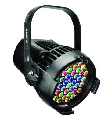 D40 Lustr+ Fixture, Black(7410A1405-0X)