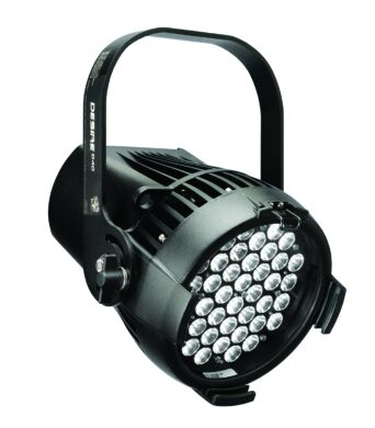 D60 Studio Daylight 5700K Fixture, Black(7410A1607-0X)