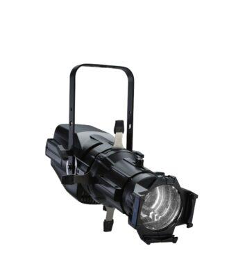 ColorSource Spot Light Engine w. Barrel, XLR, Black(7413A1201)