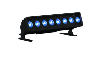 ColorSource Linear 1 Deep Blue, XLR, Black(7414A1240)