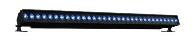 ColorSource Linear 4 Deep Blue, XLR, Black(7414A1242)