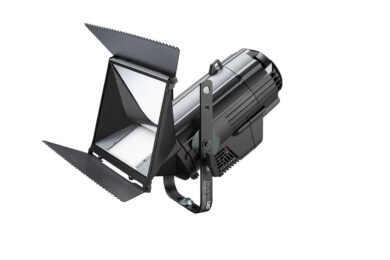 Source Four LED CYC Adapter, Black(7460A2011)