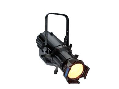 Source Four CE LED Series 2 Lustr w. Shutter Barrel, Black(7461A1251)