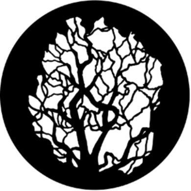 gobo motiv 77101B Tree 5(77101)