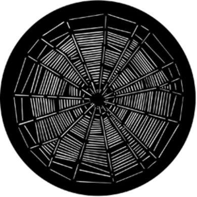 gobo 77129 - Negative Web(77129)