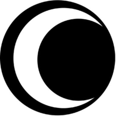 gobo 77154 - Half Moon(77154)
