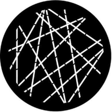 gobo 77217 - Pick up Sticks Reversed(77217)