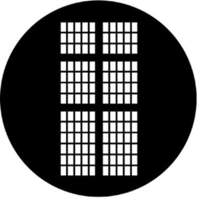 gobo 77238 - Statesman Window(77238)