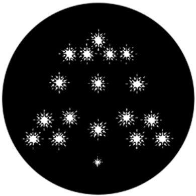 gobo 77291 - Chandelier B(77291)