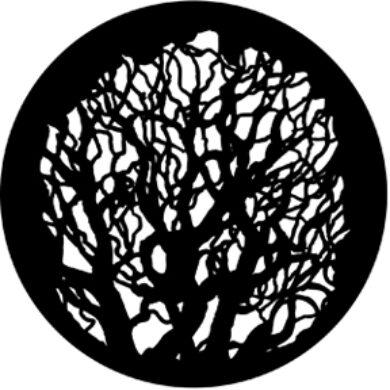 gobo 77404 - Tree 4(77404)