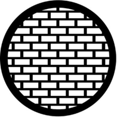 gobo 77527 - Bricks(77527)
