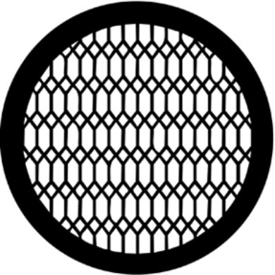 gobo 77597 - Diamond Lattice  (77597)
