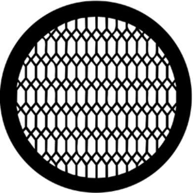 gobo 77597 - Diamond Lattice(77597)