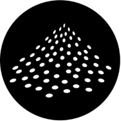 gobo 77633 - Vanishing Ellipses(77633)