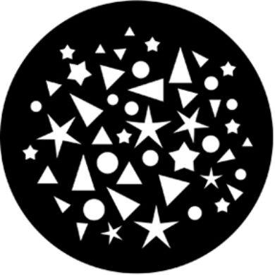 gobo 77636 - Shapes Breakup(77636)