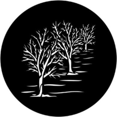gobo 77744 - Three Trees(77744)