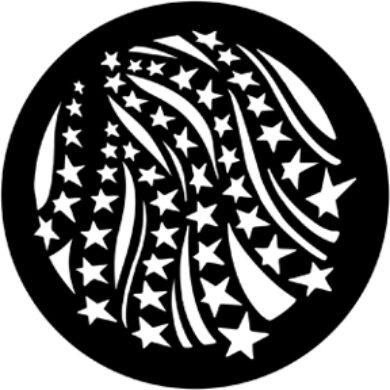 gobo 77768 - Stars & Stripes 2(77768)