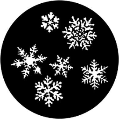 gobo 77772 - Snowflakes(77772)