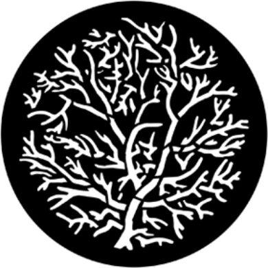 gobo 77778 - Bare Branches (Reversed)(77778)
