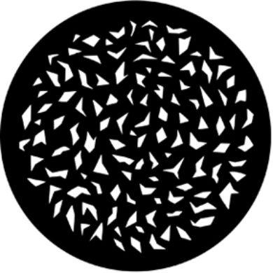 gobo 77809 - Sharp Breakup (Small)(77809)