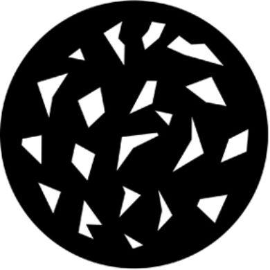 gobo 77810 - Sharp Breakup (Large)(77810)