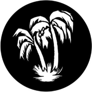 gobo 77838 - Palm Tree(77838)