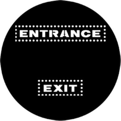 gobo 77971- Exit/Entrance(77971)