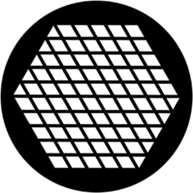 gobo 78043 - Small Diamonds(78043)