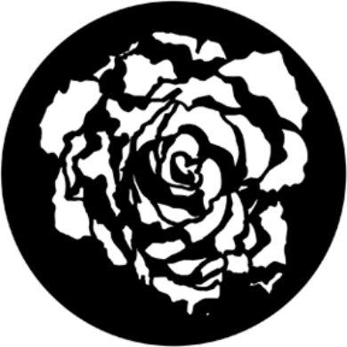 gobo 78084 - Blooming Rose(78084)