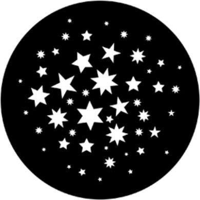 gobo 78122 - Stars 7(78122)