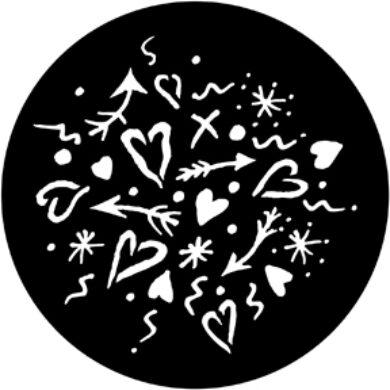 gobo 78126 - Love(78126)