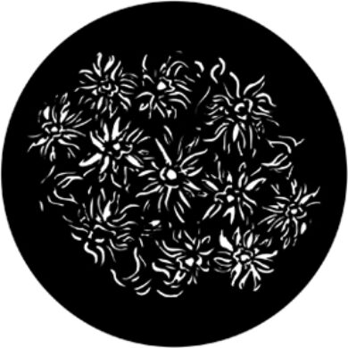 gobo 78178 - Floral 6(78178)