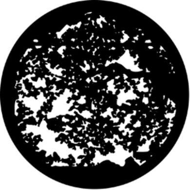 gobo 78217 - Summer Leaves(78217)