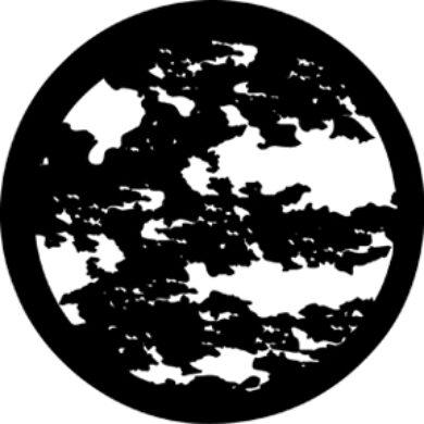 gobo 78222 - Moonlight Leaves(78222)