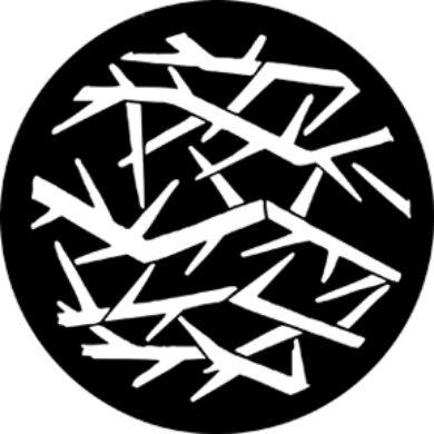 gobo 78251 - Thorns(78251)
